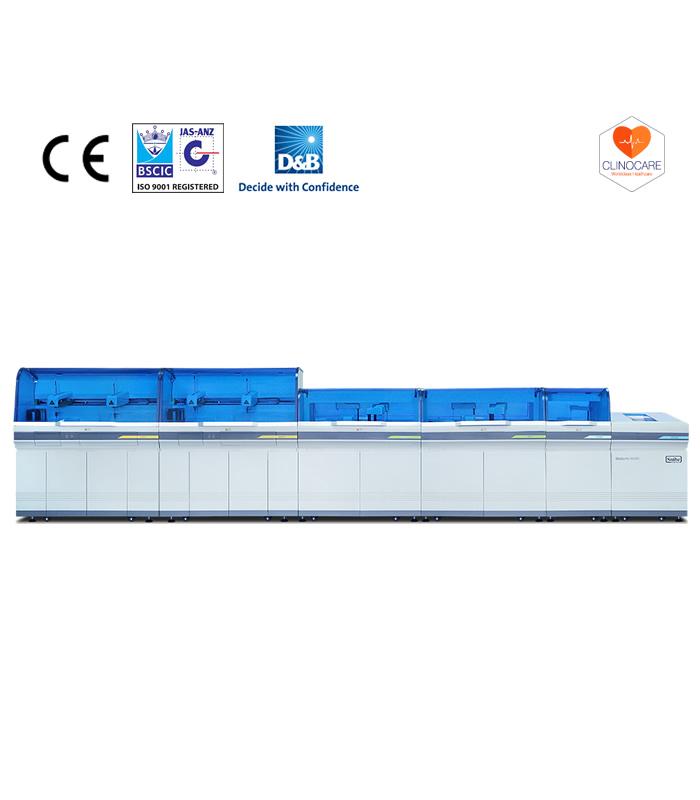 integrated system biolumi 8000